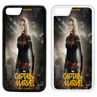 Posters Captain Marvel Printed PC Case Cover - S-T2558