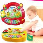 Baby Kids Musical Educational Piano Animal Farm Developmental Music Toys Gift