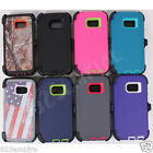 for Samsung Galaxy (S6 Edge) Case Cover (Belt Clip fits Otterbox Defender)