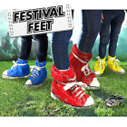 Festival Feet - Disposable Shoe Covers - Keep your footwear Clean