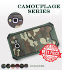 Camo Hybrid Rugged Shockproof Protective Camo Case For Samsung Galaxy J5 J7 NEW