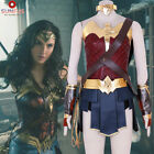 Halloween Justice League Wonder Woman Princess Diana Dress Cosplay Costume Movie