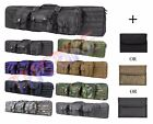 """NcSTAR Tactical 36"""" 42"""" 46"""" 55""""  Padded Double Carbine Rifle Gun Case Bag + GIFT"""