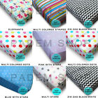 Cute Fitted Sheets Kids..Boys/Girls Patterned Printed 100 Cotton Quality Deep