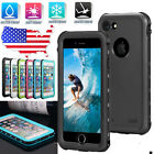 Swimming Shockproof Waterproof Life Proof Case Cover For Apple iphone 7 7S Plus