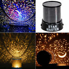 Amazing LED Starry Night Sky Projector Lamp Star Light Cosmos Master Gift FGHET