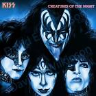 KISS Creatures of the Night Redesign Artwork Giclee' Print by David E. Wilkinson