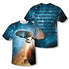 Star Trek - The Final Frontier Adult All Over Print T-Shirt