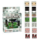 AUTHENTIC Minecraft Stud Earrings Gift Pack Creeper Zombie Enderman-Many Styles!