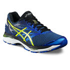 (A08)  Asics Scarpe Gel-Cumulus 18, Imperial/Safety Yellow/Black