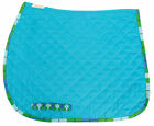 Lettia Argyle All Purpose Baby Pad English Saddle Pad - 3 Colors Available NEW
