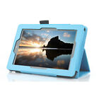 Luxury Slim Stand PU Leather Smart Cover Case For Amazon Kindle Fire 7 5th Gen