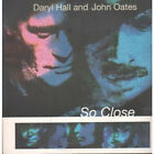 """HALL AND OATES So Close 12"""" VINYL 4 Track B/w Unplugged, She's Gone And Can't"""