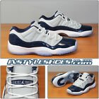 Nike Air Jordan 11 XI Retro Low GS Georgetown Grey Navy 528896-007 5.5 6 $179.99 USD