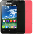 "Unlocked Lenovo A396 3G WCDMA 4.0"" Android Dual Sim Quad Core WIFI Mobile Phone"