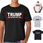 Donald Trump President T-Shirt Make America Great Again Tee USA 2016 New