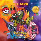 Pokémon SUN & MOON – ALL TAPU – 6IV's
