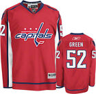 Mike GREEN Washington Capitals Reebok Premier Officially Licensed NHL Jersey L