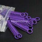 1 Pack 1040 Pcs Dental Orthodontic Elastic Braces Rubber Ligature Ties 37 Colors