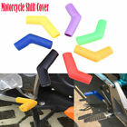 Natural Rubber Gear Shift Shifter Sock Cover Boot Protector Street Motorcycle