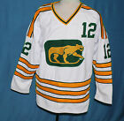 PAT STAPLETON CHICAGO COUGARS WHA RETRO HOCKEY JERSEY SEWN NEW ANY SIZE