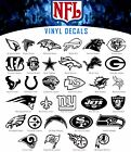 NFL Football Sport Teams  Logo Vinyl Decal Sticker Car Window Wall League on eBay