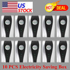 10 x Power Electricity Save Saving Energy Saver Box Save 30% Device 15KW US Plug