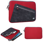 """Neoprene Sleeve Cover Carrying Case for 9.5""""- 11.5"""" Tablet with Padded Interior"""