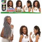 "Havana Mambo Twist Braids Janet Noir Synthetic crochet hair 12"" to 24"""