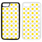 Polka Dot Pattern Printed Back PC Case Cover - S-T1065