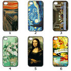 iPhone Samsung Hard CASE Phone COVER Famous Paintings Collection M18c