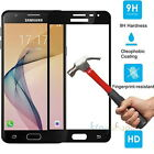 9H Full Cover Tempered Glass Screen Protector For Samsung Galaxy J5 / J7 Prime