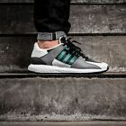 Adidas EQT Support 93 16 Black White Green S79111  All Size  Vintage Boost ADV