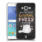 HEAD CASE DESIGNS MOONSTRUCK AND BEWILDERED HARD BACK CASE FOR SAMSUNG GALAXY J7