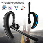 Wireless Bluetooth V4.1 Stereo Headset Headphone Sport Music For iPhone7 HTC LG