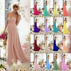 Classical Bridesmaid dress & Gorgeous Evening Dress Formal Party Prom Size 6++18