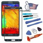 Black Samsung Galaxy Note 3 Outer Screen Glass Lens Replace Tools UV Light/Glue