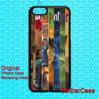 Harry Potter Book Art Cover iPhone 6 6s 6+ 6s+ 5 5s 5c 4 4s 7 7+ Samsung Case