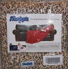 New The Slanket Original Fleece Blanket With Sleeves Choice Of Leopard Or Blue