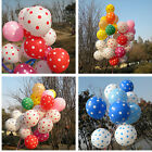 Polka Dot Latex Balloon Celebration Birthday Wedding Party Home Decor GD