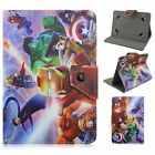Hot Cartoon Disney Smart PU Leather Case Cover For Universal 7'' Inch Tablet RCA