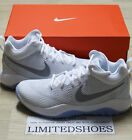 NIKE ZOOM REV 2017 WHITE PURE PLATINUM 852422-100 grey hyperrev kay yow black pe
