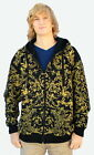 HOPE FAITH VINES GOLD FLORAL JESSE PINKMAN BREAKING BAD HOODIE BADASS HIPSTER