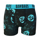 BAWBAGS NEW Mens Black Boxer Shorts Brew Dog BNIB