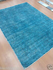 India Handmade Hand Knotted Wool & Bamboo Silk Carpet Area Rugs Rug Teppich Hali