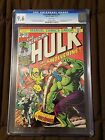 Incredible Hulk 181 CGC 9.6 NM+ White Pages 1st Appearance of Wolverine 1974