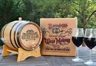 Personalized Barrel XL™ Barrel Aged Cabernet Wine Making Kit Father's Day Bar
