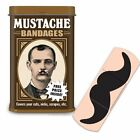 Mustache Bandages Box Of 15