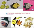 FISH - CERAMIC MOSAIC TILES for your Project ( Pick you Group ) #2
