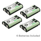 Kastar Rechargeable Cordless Telephone Battery for Panasonic HHR-P104 Type 29